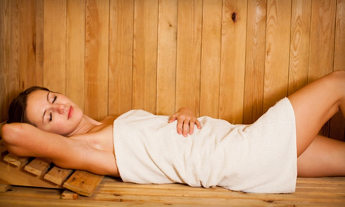Russian Banya of Dallas - Carrollton: All-Day European-Sauna Visit for One or Two at Russian Banya of Dallas (Up to 60% Off)