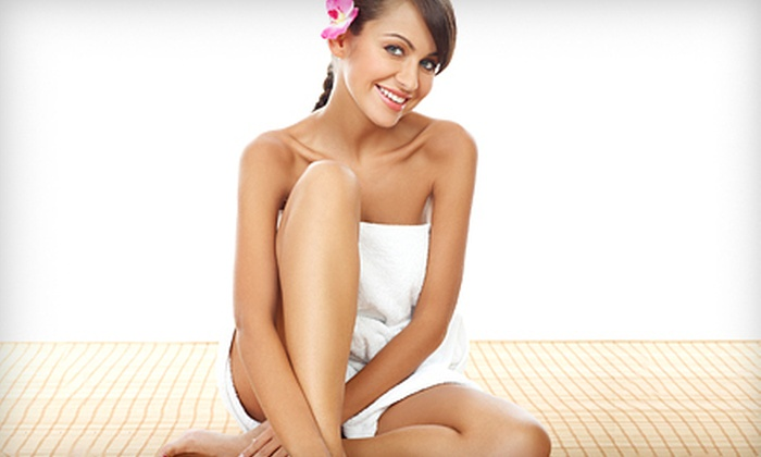Kucumber Skin Lounge - Multiple Locations: Six Laser Hair-Removal Treatments on One Small, Medium, or Large Area at Kucumber Skin Lounge (Up to 92% Off)