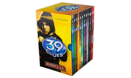 The 39 Clues 11-Book Set