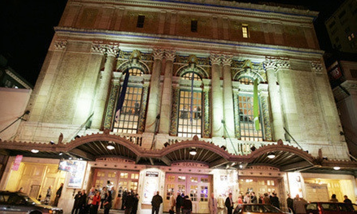 """""""1776"""", """"Underneath the Lintel"""", """"A Christmas Carol"""", and """"Major Barbara"""" - The Geary Theater: """"1776"""", """"Underneath the Lintel"""", """"A Christmas Carol"""", """"Major Barbara"""" at American Conservatory Theater (Up to 75% Off)"""