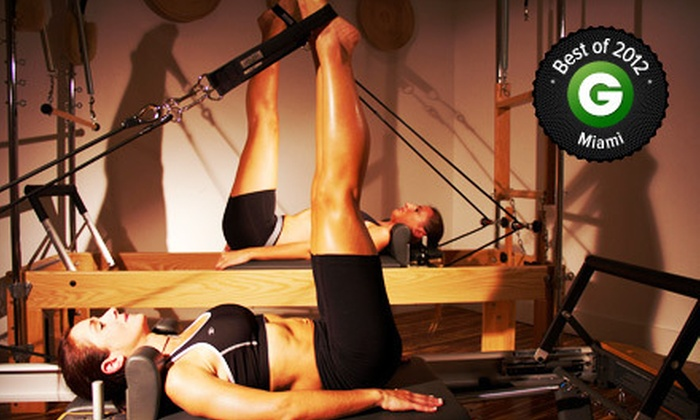 360 Energy in Motion - Brickell: $90 for One Private Pilates Reformer Class and Five Pilates Mat Classes at 360 Energy in Motion ($180 Value)