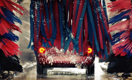 $15 for Three Ultimate Car Washes with Rain-X at Circle K Midwest ($30 Value)