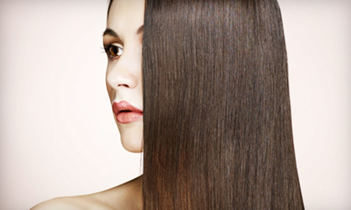 Trendsetters of Cheshire - Cheshire: One or Two Keratin Hair-Smoothing Treatments at Trendsetters of Cheshire (60% Off)