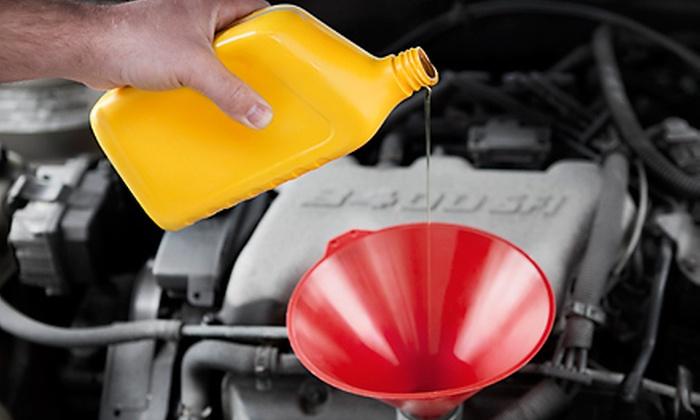 Just Brakes - Multiple Locations: $20 Toward Auto-Maintenance Services