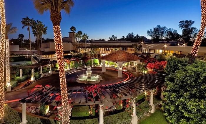 Scottsdale Resort - Scottsdale, AZ: Stay with Dining Credit at Scottsdale Resort in Arizona, with Dates into December