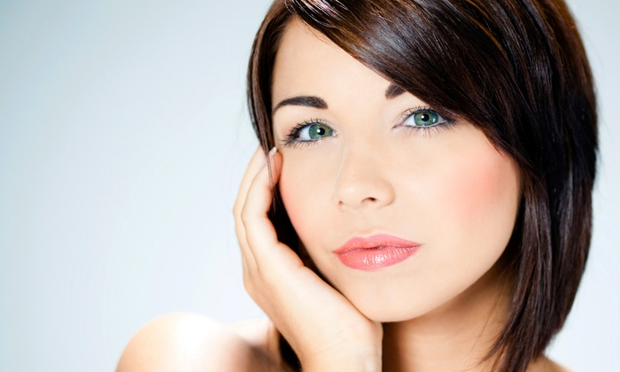 Pearl MedSpa - Silverado Ranch: Skin-Tightening Treatments or Photo-Facials for the Face, Neck, and Eyes at Pearl Medspa (Up to 71% Off)