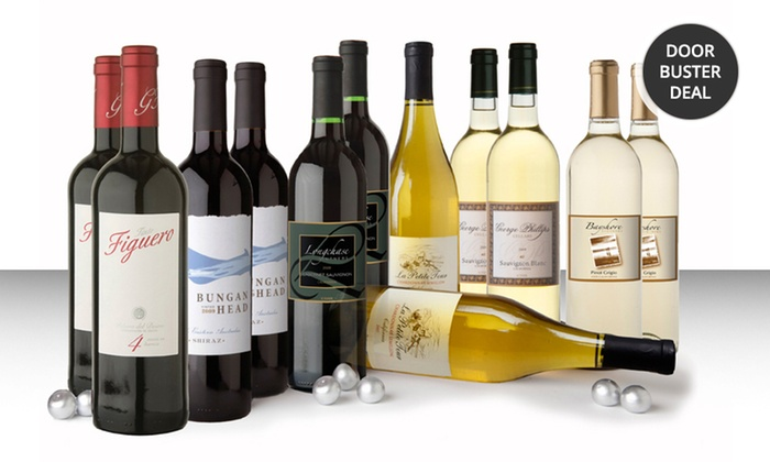 Wine Insiders: $25 for $75 Worth of Wine from WineInsiders.com