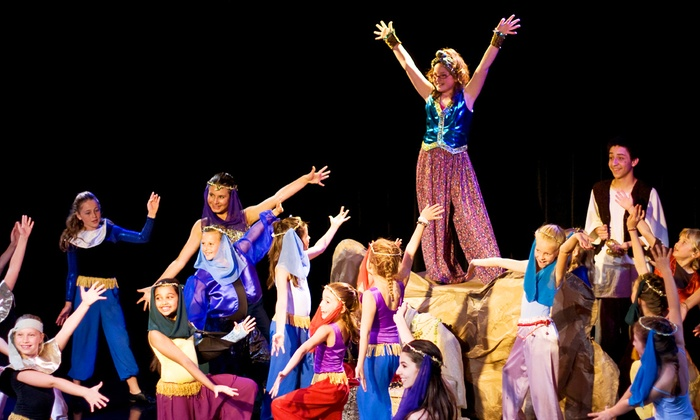 Scripps Performing Arts Academy - Multiple Locations: One-Week Youth Summer Dance Camp at Scripps Performing Arts Academy (53% Off). Two Camps Divided by Age.