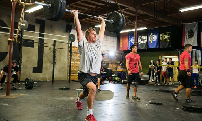 Left Coast CrossFit — Best Gym in Orange County!
