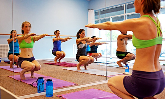 BeneFIT Bikram Yoga - Cardinal Hills Estates: 10 Bikram Yoga Classes or One Month of Unlimited Bikram Yoga Classes at BeneFIT Bikram Yoga (Up to 72% Off)