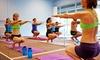 BeneFIT Bikram Yoga - Cardinal Hills Estates: 10 Bikram Yoga Classes or One Month of Unlimited Bikram Yoga Classes at BeneFIT Bikram Yoga (Up to 72% Off)