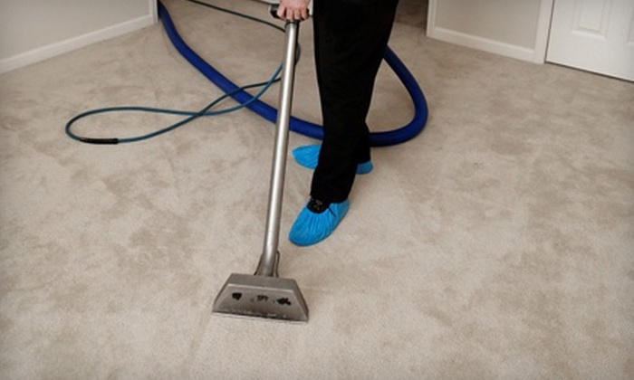Quick-Kleen Home Services - Tarentum: Carpet Steam Cleaning in 2, 3, 4, or 5 Rooms or Sofa Steam Cleaning from Quick-Kleen Home Services (Up to 67% Off)