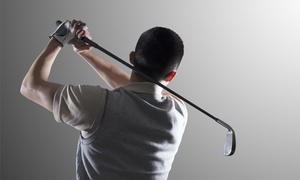 Golftec- Birmingham: An Indoor Golf Pass at GolfTEC Alabama (45% Off)