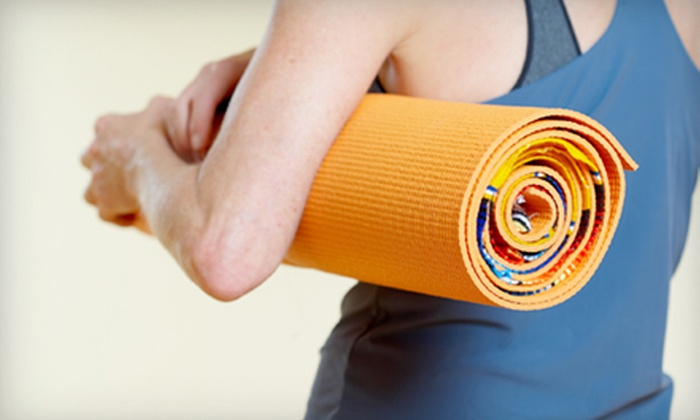 Oxygen Yoga & Fitness - North Vancouver: $49 for One Month of Unlimited Yoga Classes at Oxygen Yoga & Fitness (63% Off)