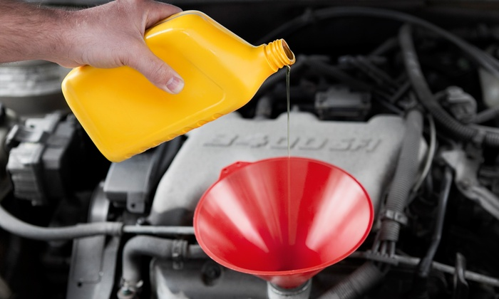 The Paint Shop - United Neighbors Together: Oil Changes and Other Auto-Maintenance Services at The Paint Shop (Up to 69% Off). Two Options Available.