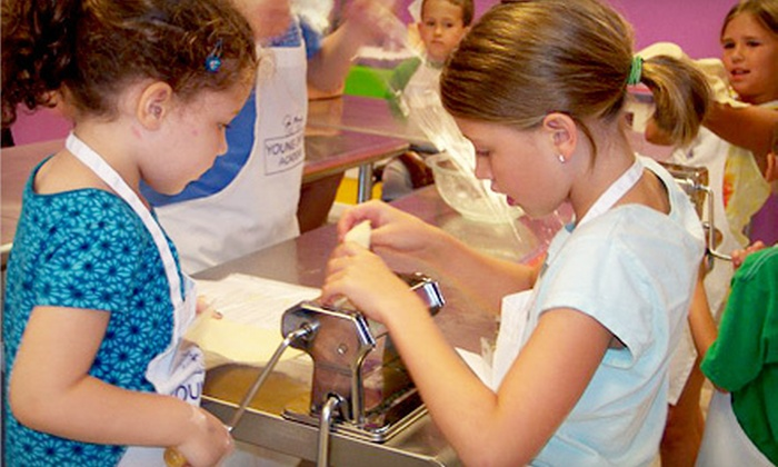 Young Chefs Academy - Multiple Locations: Kids' Cooking Classes or $25 for $50 Worth of Classes, Parties, or Camps at Young Chefs Academy