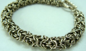 Beads on the Ave: Intro to Beading, Wire Loop, or Wire Crochet Class at Beads on the Ave (Up to 51% Off)