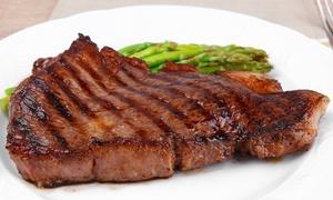 Saint Mary: 3 kg di grigliata di carne con antipasto, dolce e vino, fino a 6 persone da Saint Mary a Mira (sconto fino a 63%)