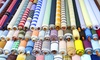 Fabric, Fiber & Finds - Crystal Lake: Fabric at Fabric, Fiber & Finds (50% Off). Two Options Available.