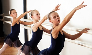 RC Dance Center: One Month of Kids' Dance Classes or Four Hours of Studio Rental at RC Dance Center (50% Off)
