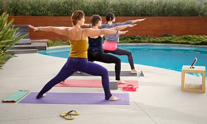 MyYogaWorks.com: 6- or 12-Month Subscription to Online Yoga at MyYogaWorks.com (Up to 64% Off)