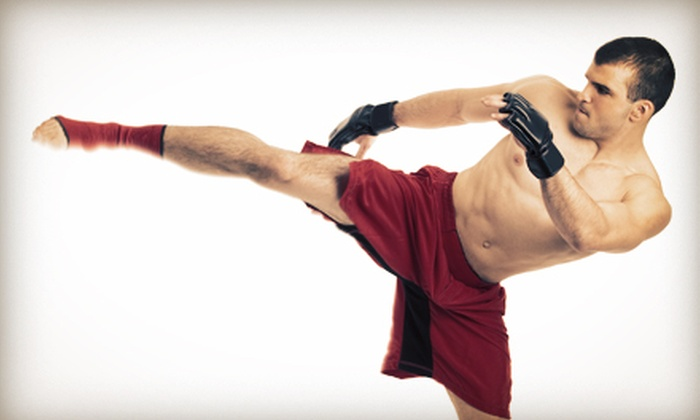 Cinematic Fight Studio - Sunnyside: One or Two Months of Unlimited Cambodian-Kickboxing Classes at Cinematic Fight Studio (Up to 77% Off)