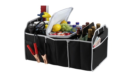 Power Advantage Collapsible Trunk Organizer and Cooler