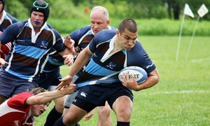 Monmouth Rugby Football Club: Monmouth Rugby Football Club Men's or Women's Six-Month Playing Membership for One or Two (74% Off)