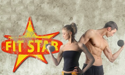 Fit Star: ingressi open e corsi