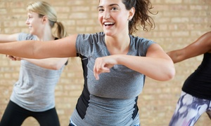 Dare To Dance: 10 Zumba or Boot-Camp Classes, or Two Months of Unlimited Classes at Dare To Dance (Up to 83% Off)