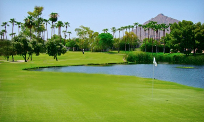 Continental Golf Course - South Scottsdale: $29 for a Golf-Development Package at Continental Golf Course ($64.99 Value)
