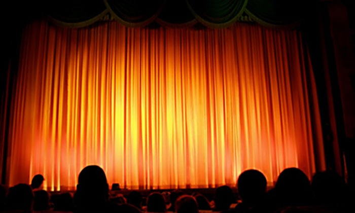 Mos'Art Theatre - Lake Park: Movie with Popcorn for Two, Four, or Six at Mos'Art Theatre (Up to 62% Off)