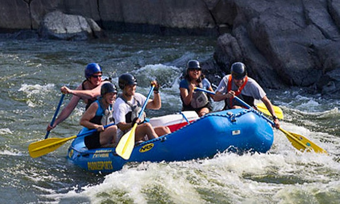 Potomac Paddlesports - Potomac: Whitewater-Rafting Trip for One or Two from Potomac Paddlesports (Up to 52% Off)