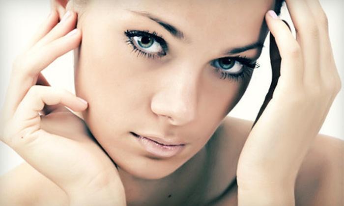 Image Salon & Day Spa - St. Joseph: Permanent Eyeliner or Permanent Eyebrows at Image Salon & Day Spa in St. Joseph (Up to 56% Off)