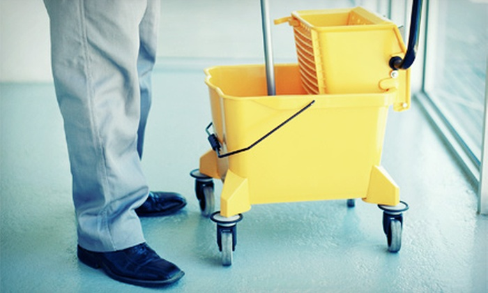 ABQ Mobile Detail - Bel-Air: Weekly Office Cleaning for One or Two Months from ABQ Mobile Detail (Up to 65% Off)
