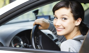Audi Driving School: Up to Three 90-Minute Driving Lessons with Audi Driving School (Up to 72% Off)