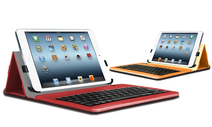 iHome Bluetooth Keyboard Case for iPad or iPad mini: iHome Bluetooth Keyboard Case for iPad or iPad mini. Multiple Colors Available. Free Returns.