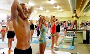Bikram Yoga East Valley: $62 for Two Months of Unlimited Bikram Yoga Classes at Bikram Yoga East Valley ($240 Value)