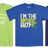 Kidteez Toddler Boys' Birthday T-Shirts