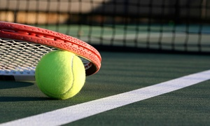 Austin Tennis Center: One or Two Private Tennis Lessons or Four Group Lessons for Ages 3–9 or 10–16 at Austin Tennis Center (Up to 55% Off)
