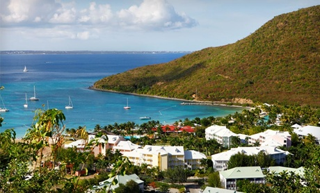 Four-Star Beach Resort in Saint Martin