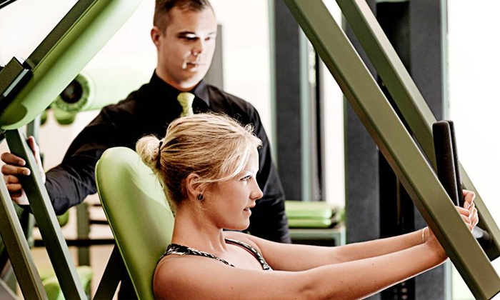 Concept 10 10 - Naples: Three or Five Personal-Training Sessions at Concept 10 10 (Up to 71% Off)