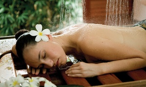 Exclusive Spas Australia -Q1 RESORT & SPA: 90-min Pamper Package for 1 ($139) or 2 People ($275) at the Award-Winning Q1 Spa, Three Locations (Up to $518 Value)
