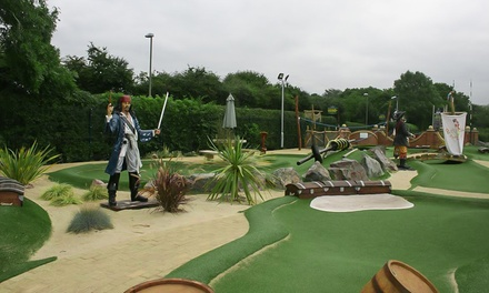 9 Hole Canal Side Course