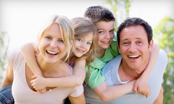 An Elegant Smile Dentistry - Multiple Locations: $25 for a Dental Package with Exam, X-rays, Cleaning, and Teeth Whitening at An Elegant Smile Dentistry ($527 Value)
