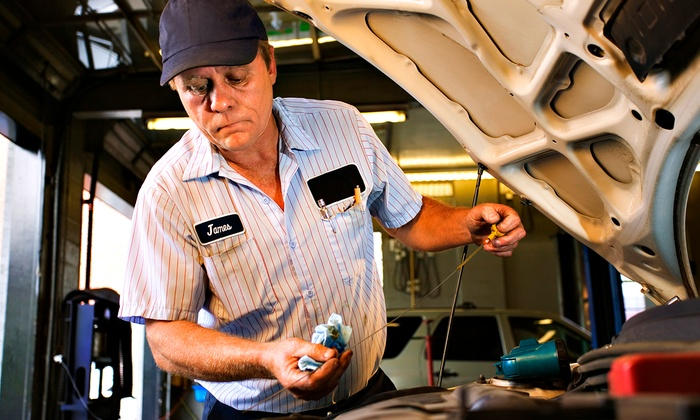 Kwik Kar of Buda - Buda: Full-Service Diesel Oil Change or Two Full-Service Oil Changes at Kwik Kar of Buda (Up to 50% Off)