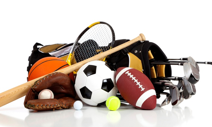 Play It Again Sports - Huron Heights: Hockey Equipment Cleaning or Sports Gear and Equipment at Play it Again Sports (50% Off)