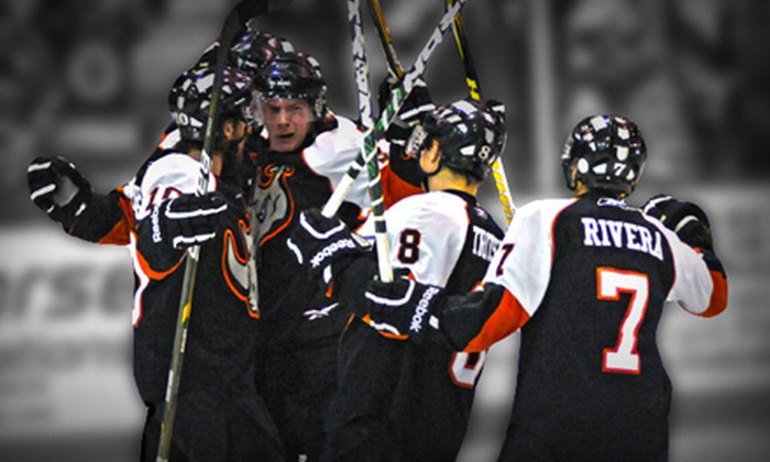 El Paso Rhinos - Events Center: El Paso Rhinos Game for Two, Four, or Six at El Paso Events Center (Up to 58% Off)