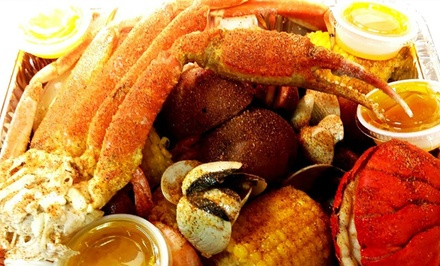 One or Three Vouchers for Seafood at The Seafood Bistro (Up to 50% Off)