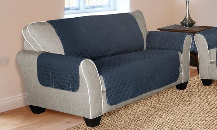 ... Reversible Water Resistant Pet Furniture Protectors : Reversible Water Resistant  Pet Furniture Protectors